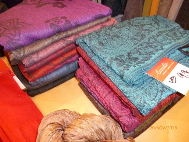 Schals, Tücher aus Viskose