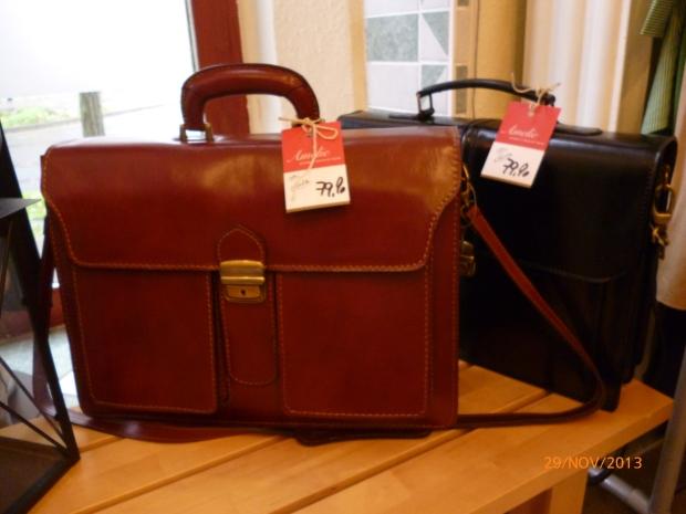 neue Aktentaschen aus Leder (2)