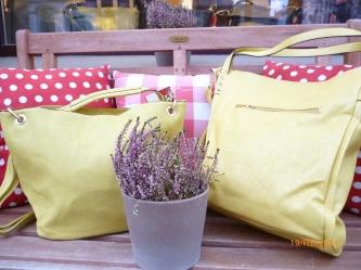 Neue Taschen, gelb, 19,90